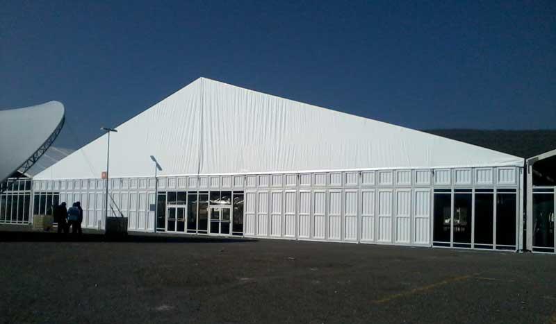 carpa para expo, carpa gigante